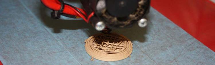 imagine pentru articolul: În curând? Printare 3D cu ceramică