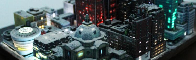 imagine pentru articolul: Tutorial: Oraș în miniatură, iluminat