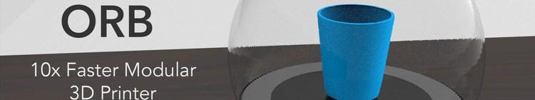 imagine pentru articolul: Invenție adolescentă: ORB, cel mai rapid printer 3D